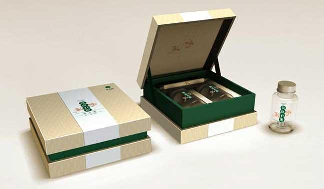 铁皮石斛包装礼盒预览