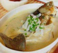 铁皮石斛鲫鱼汤
