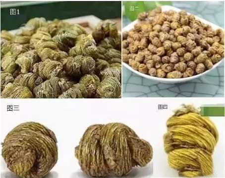 市面上常见的4种枫斗