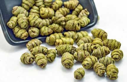 铁皮石斛枫斗质量主要还看胶质与颜色