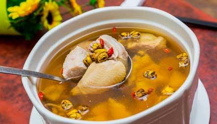 铁皮石斛煲汤