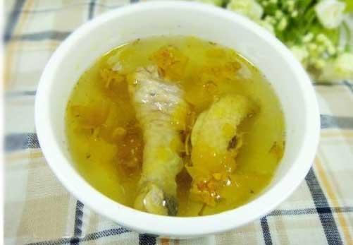 铁皮石斛煲鸡汤