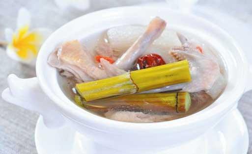 铁皮石斛煲汤可以放姜吗?