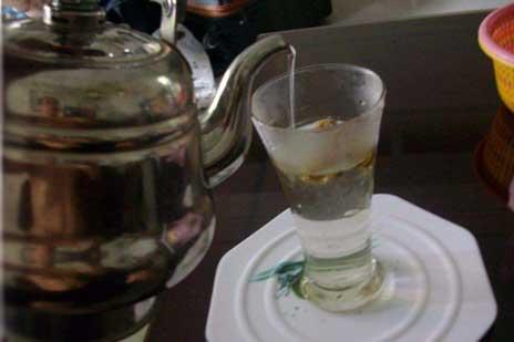 铁皮石斛枫斗泡水