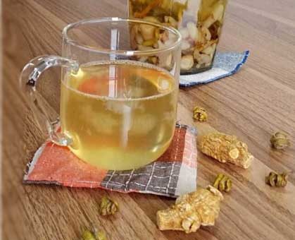 铁皮石斛泡茶