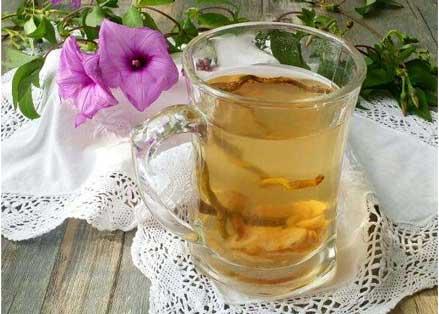 铁皮石斛西洋参泡茶