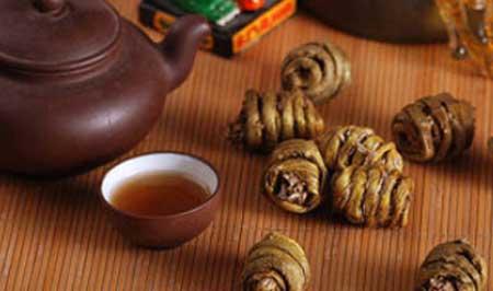 铁皮石斛枫斗泡水吃法