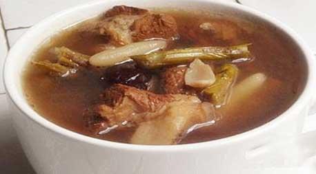 金钗石斛老鸭汤