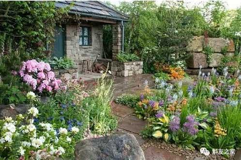 石斛花小院