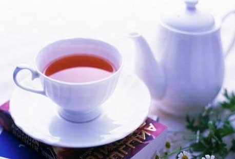 铁皮石斛煮红茶