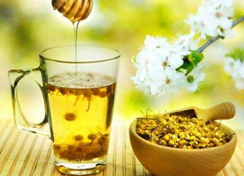 蜂蜜石斛花茶