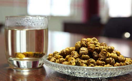 铁皮石斛茶图片