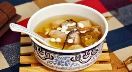 铁皮石斛煲汤图片