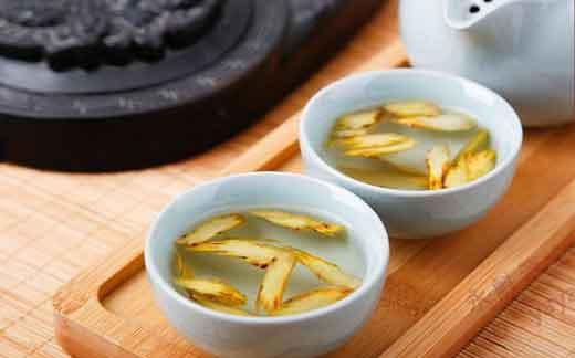 金钗石斛泡水图片