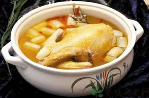 石斛鸡汤虽好,但是孕妇不能多吃
