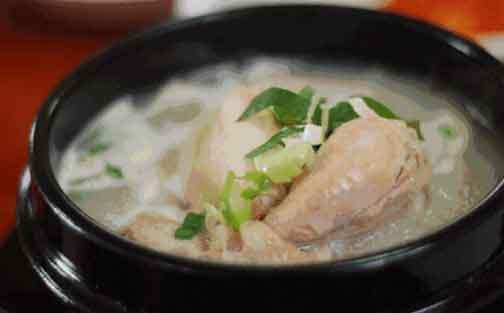 石斛猪骨汤图片