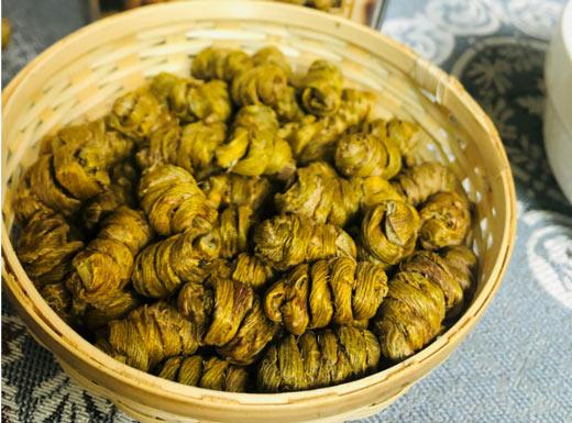 铁皮石斛枫斗图片