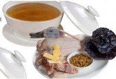 灵芝铁皮石斛煲鸡汤