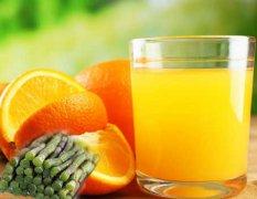 铁皮石斛橙汁