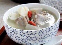 铁皮石斛牛蒡排骨汤