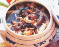 铁皮石斛炖海参