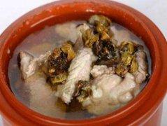 铁皮石斛肉汁汤