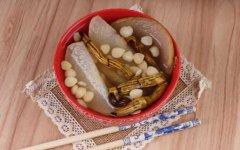 铁皮石斛和川贝搭配食用