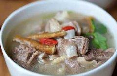 铁皮石斛羊肉汤