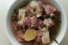 铁皮石斛红枣排骨汤
