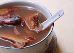 土茯苓草龟石斛汤