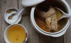 白菊花石斛鹧鸪汤