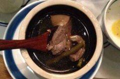 铁皮石斛和羊肉能一起煲汤吗