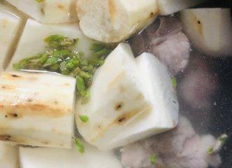 淮山可以跟干石斛一起煲汤吗